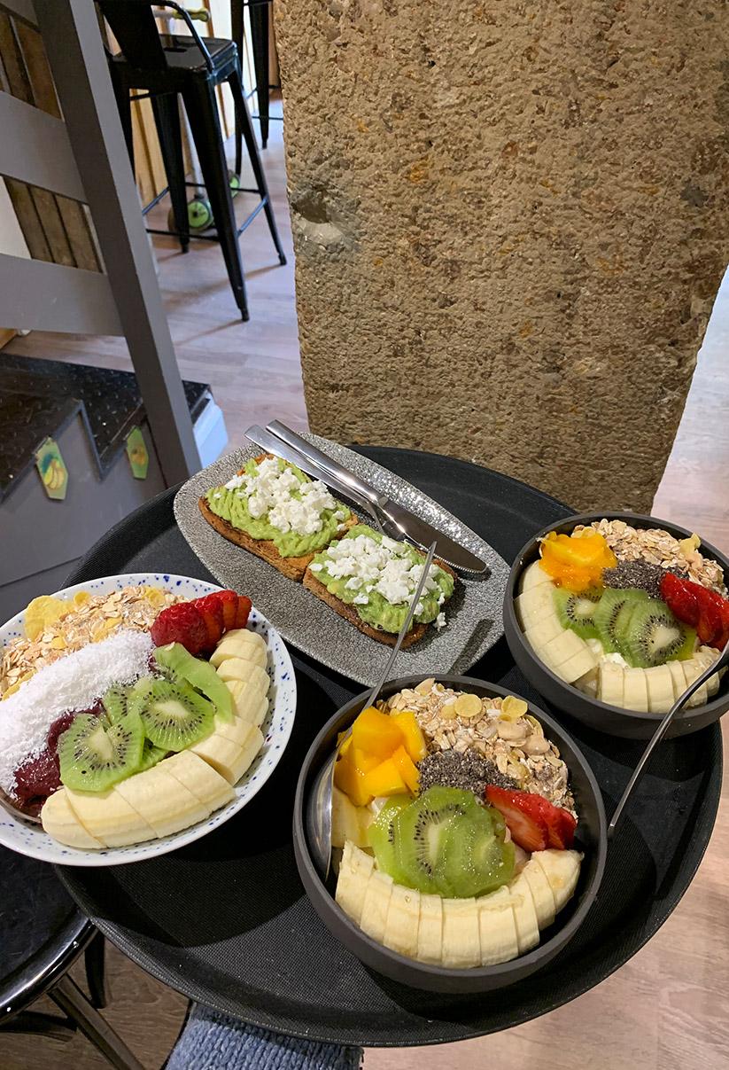 Alabama Café desayunos